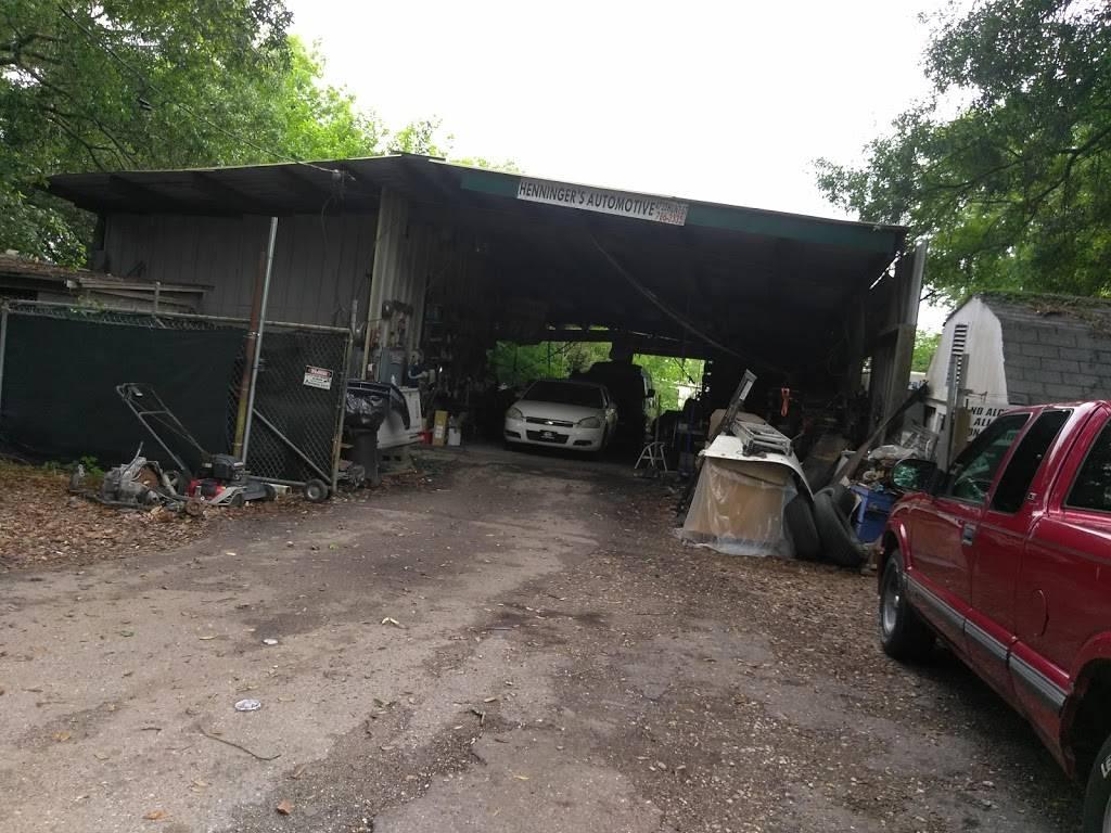 Henninger Automotive Repair - car repair    Photo 1 of 2   Address: 4735 Hunt St, Jacksonville, FL 32254, USA   Phone: (904) 786-3535