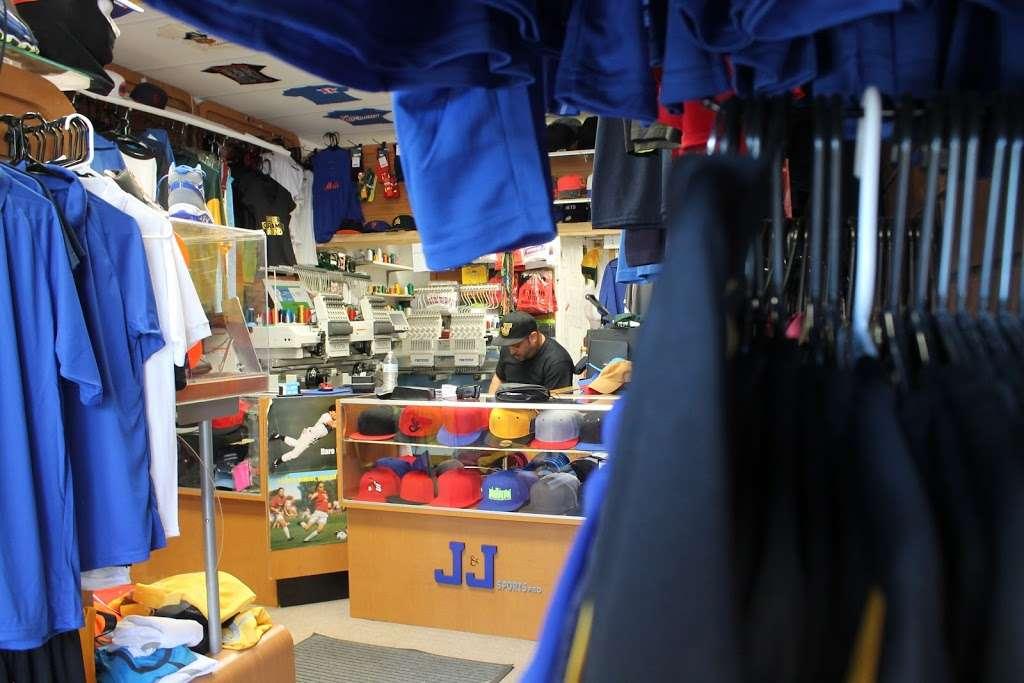 J&J Sport Pro - clothing store  | Photo 4 of 10 | Address: 7515 Myrtle Ave, Glendale, NY 11385, USA | Phone: (718) 821-1948