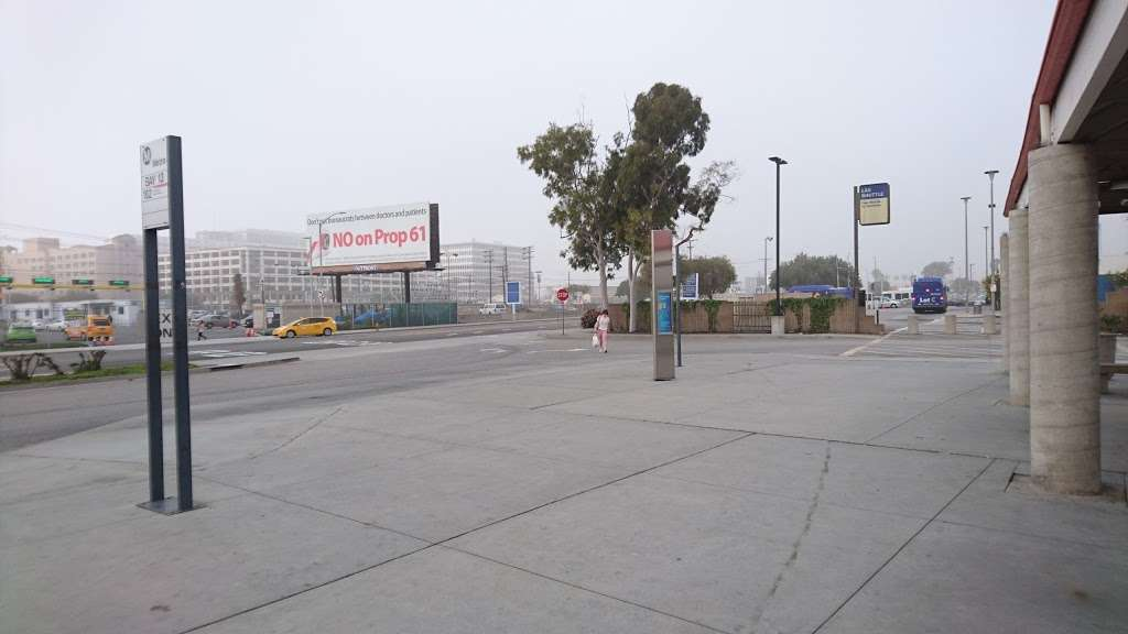 LAX City Bus Center - bus station  | Photo 4 of 10 | Address: West 96th Street, Los Angeles, CA 90045, USA