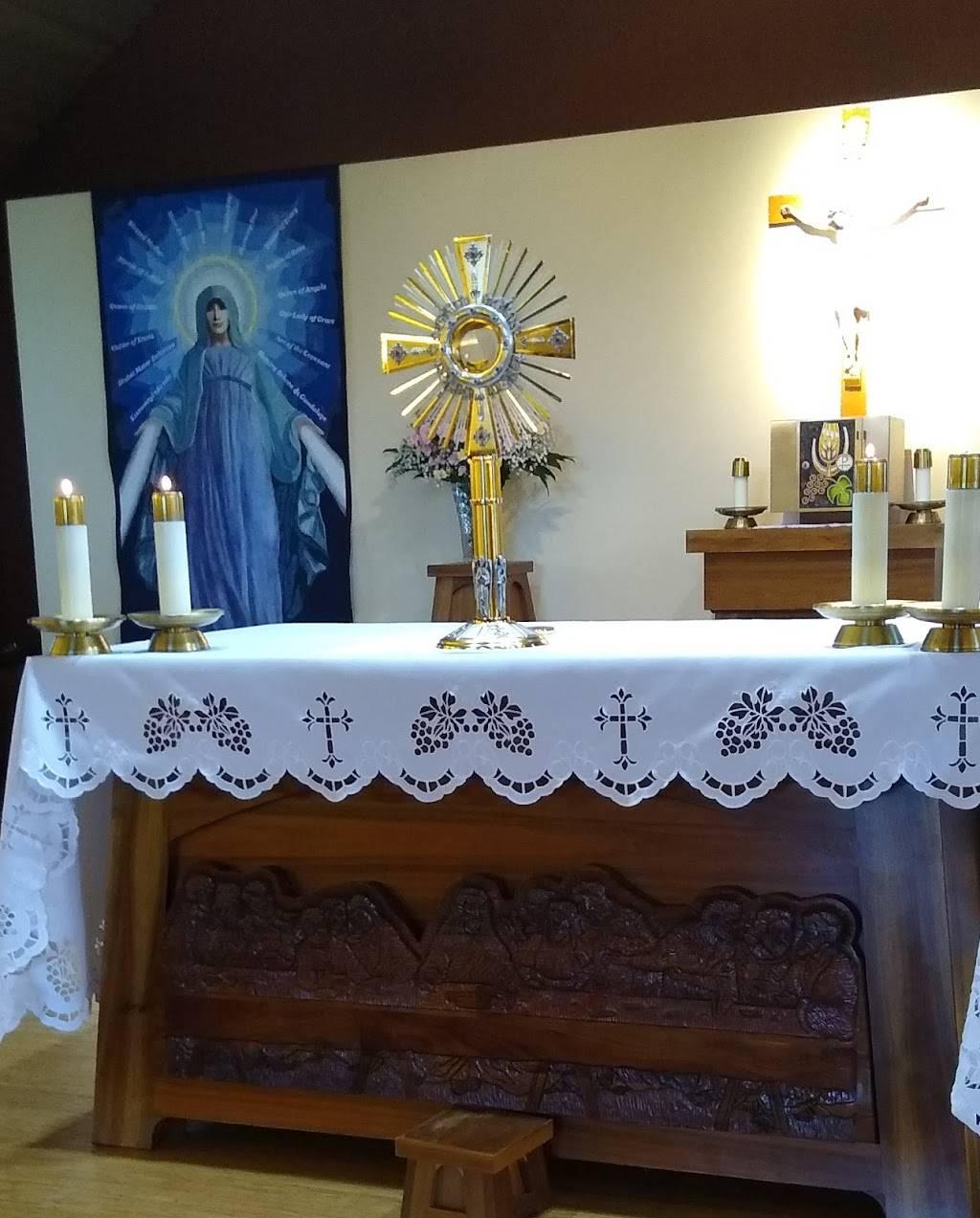 St Philip Benizi Church - church  | Photo 1 of 2 | Address: 18211 S Henrici Rd, Oregon City, OR 97045, USA | Phone: (503) 631-2882