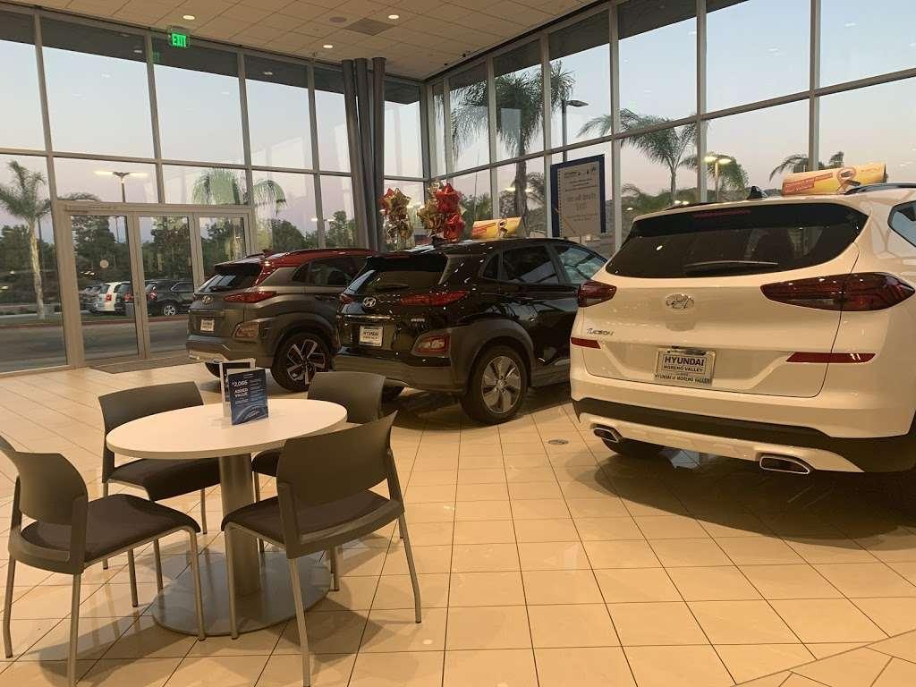 Hyundai Of Moreno Valley - car dealer  | Photo 7 of 10 | Address: 27500 Eucalyptus Ave, Moreno Valley, CA 92555, USA | Phone: (951) 383-3071