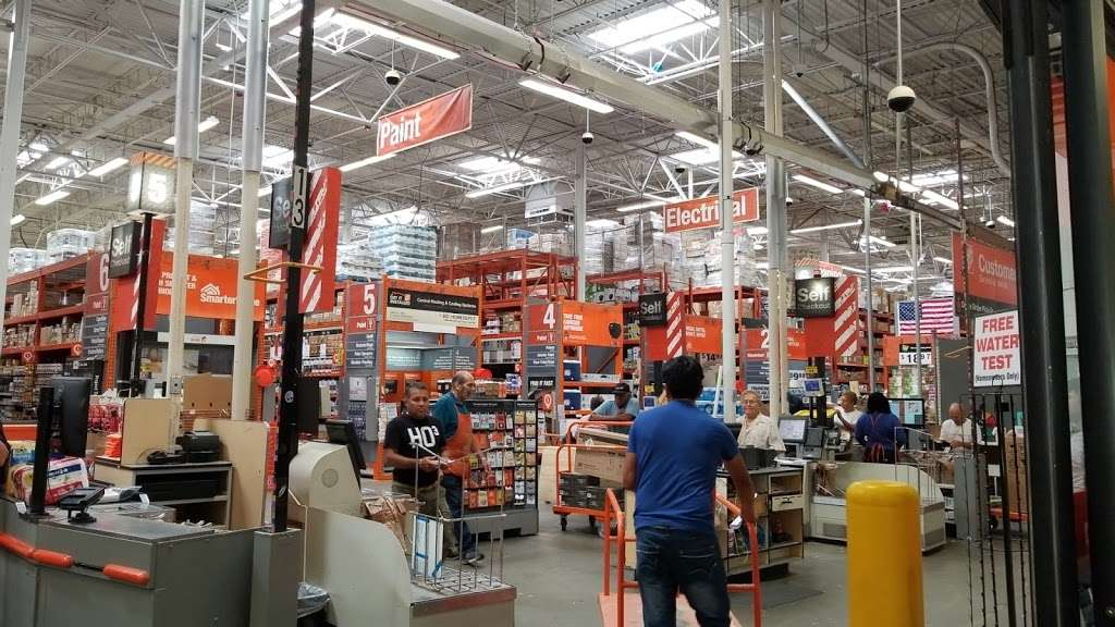 The Home Depot - hardware store  | Photo 10 of 10 | Address: 1055 Paterson Plank Rd, Secaucus, NJ 07094, USA | Phone: (201) 271-1200