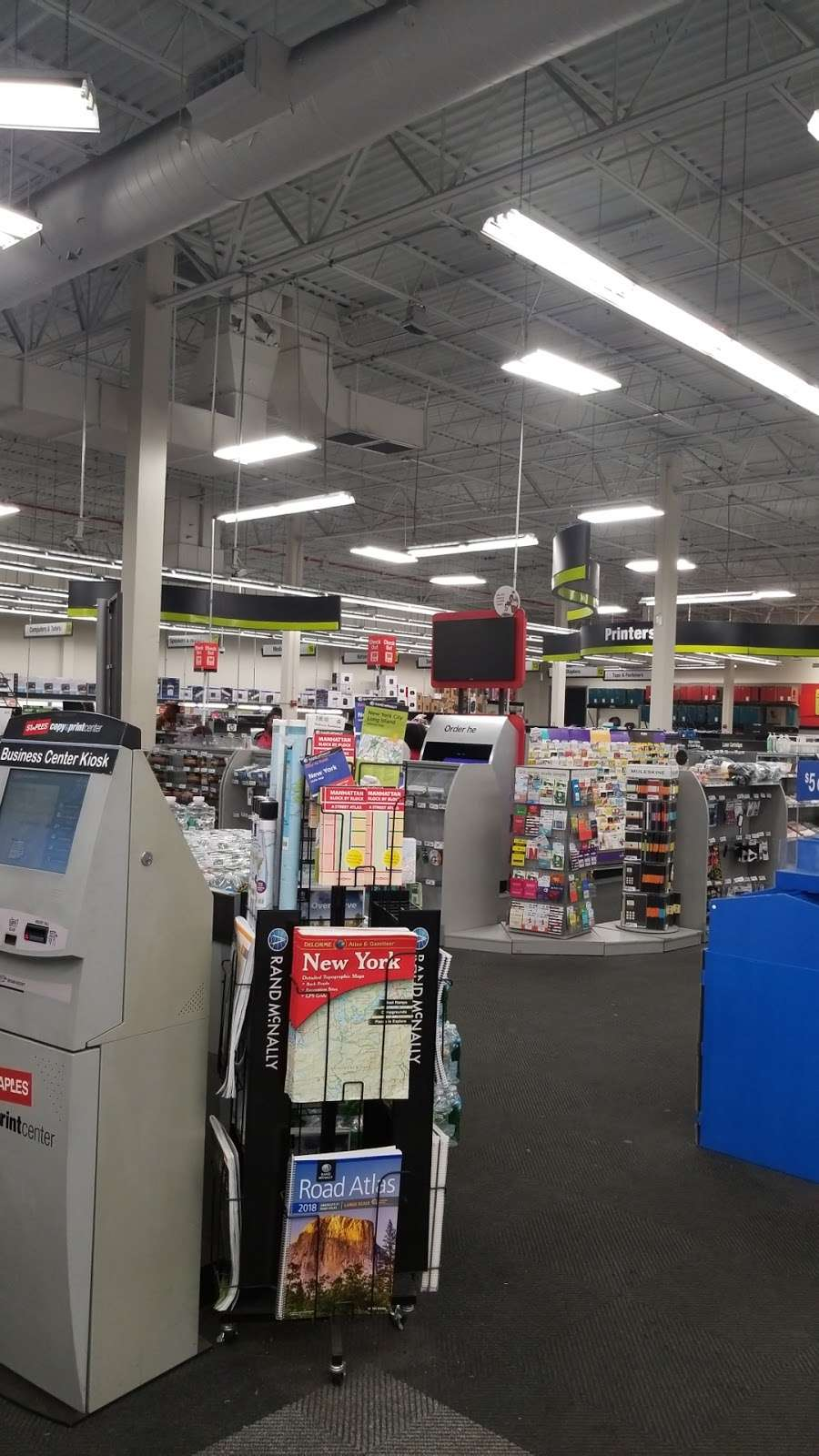 Staples - furniture store  | Photo 10 of 10 | Address: 409 Gateway Dr, Brooklyn, NY 11239, USA | Phone: (718) 348-9477
