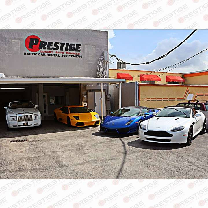 Prestige Luxury Exotic Car Rentals Miami 9187 Boggy
