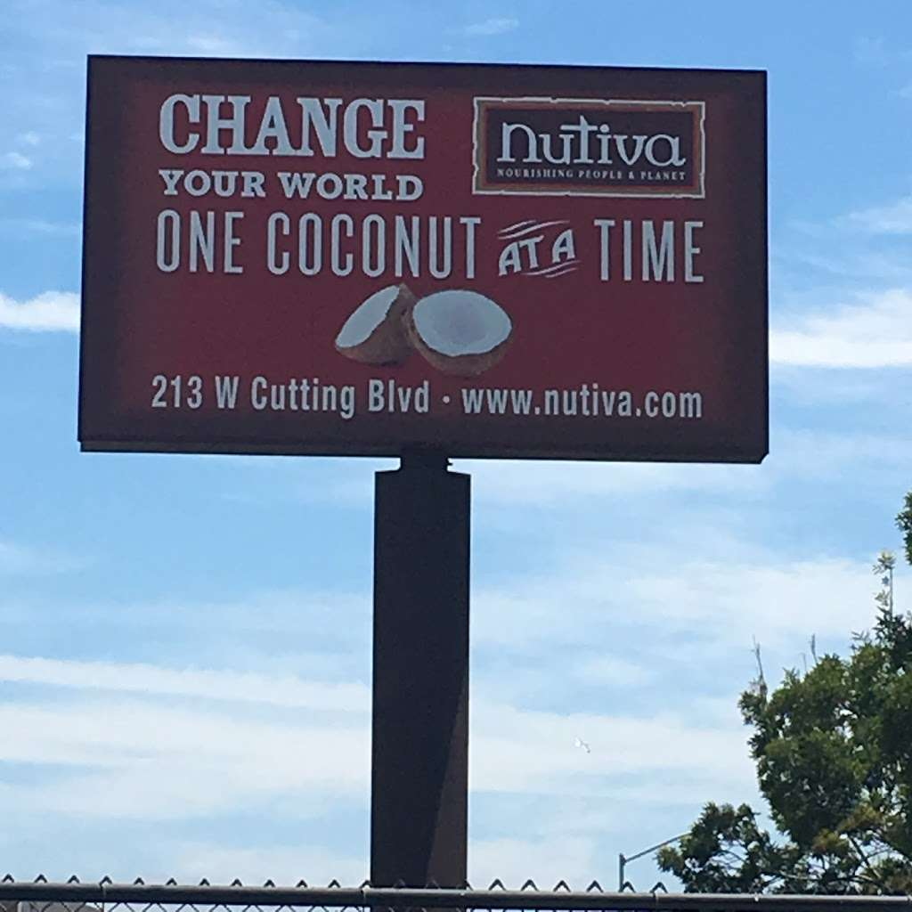 Nutiva - store  | Photo 2 of 3 | Address: 213 W Cutting Blvd, Richmond, CA 94804, USA | Phone: (800) 993-4367