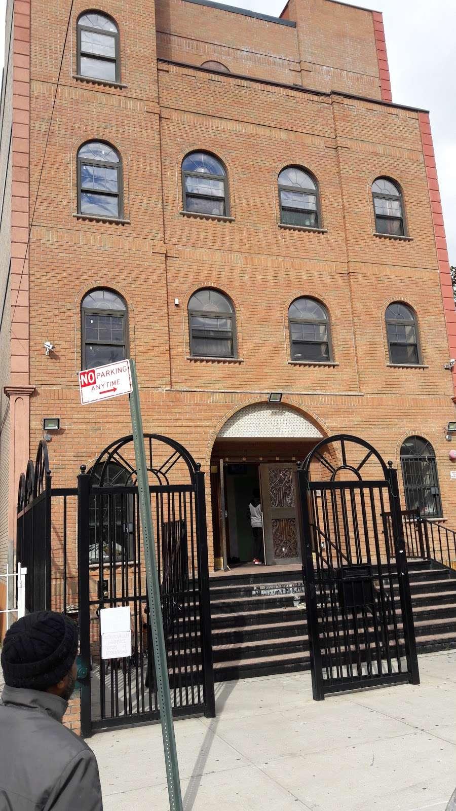 Baitul Mamur Masjid & Community Center - mosque  | Photo 8 of 10 | Address: 1033 Glenmore Ave, Brooklyn, NY 11208, USA | Phone: (718) 437-5702