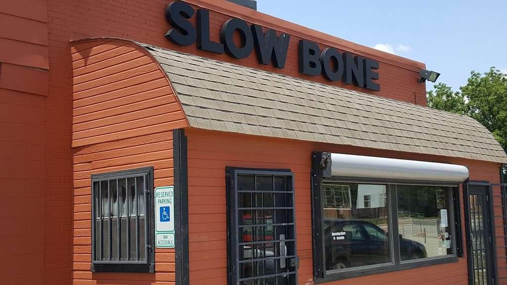 Slow Bone BBQ - restaurant  | Photo 3 of 10 | Address: 2234 Irving Blvd, Dallas, TX 75207, USA | Phone: (214) 377-7727