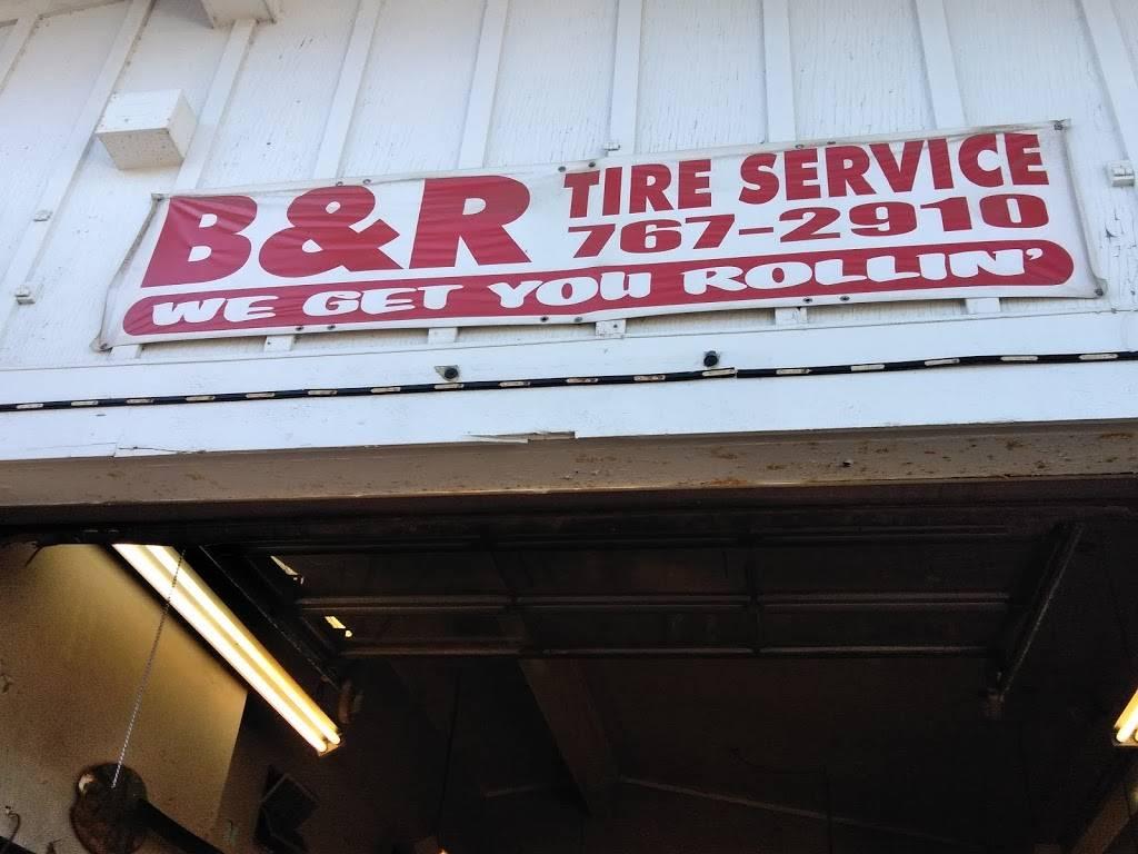 B & R Tire Services - car repair  | Photo 8 of 10 | Address: 4120 N Glenn Ave, Winston-Salem, NC 27105, USA | Phone: (336) 767-2910