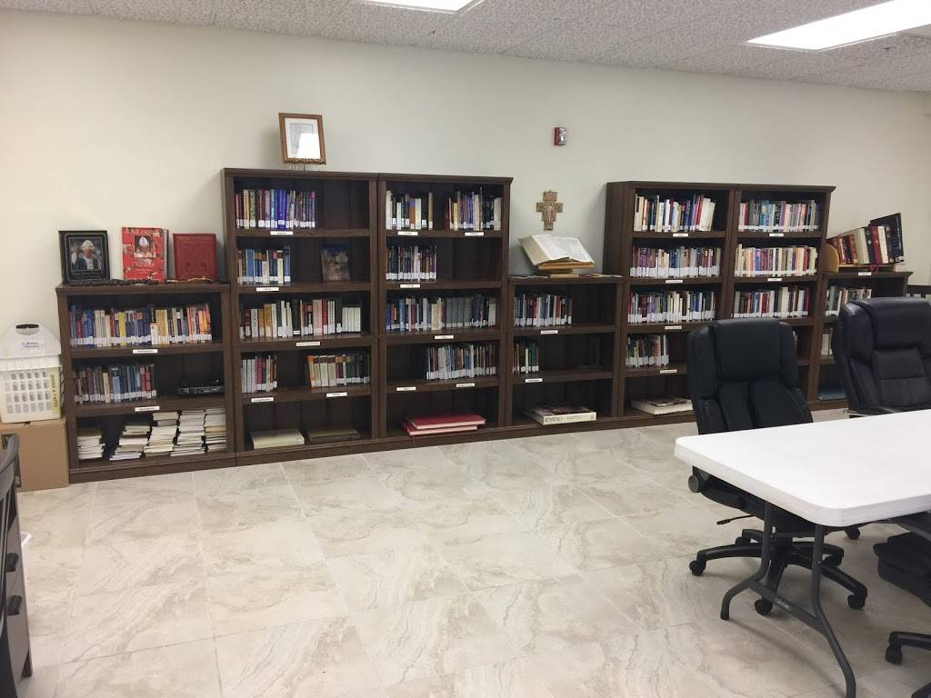 Archbishop Fulton Sheen Library - library  | Photo 5 of 8 | Address: 14818 W Deer Valley Dr, Sun City West, AZ 85375, USA | Phone: (623) 344-7288