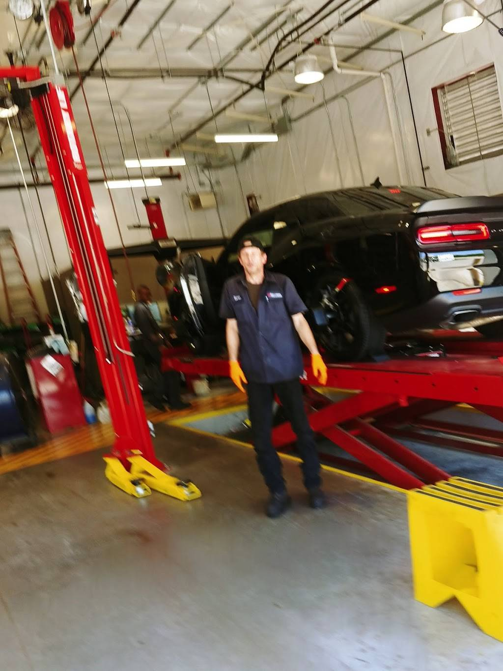 Firestone Complete Auto Care - car repair    Photo 1 of 4   Address: 5132 Golden Triangle Boulevard, Fort Worth, TX 76244, USA   Phone: (817) 380-3565