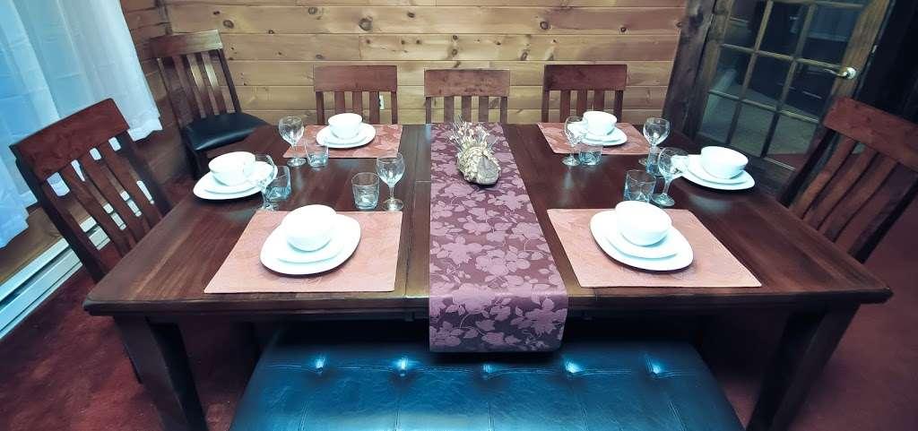 Pocono Casa & Cabanas & Pet Friendly Cabin Rentals - Grand Summi - real estate agency  | Photo 9 of 10 | Address: 151 Terrace Dr, East Stroudsburg, PA 18301, USA | Phone: (718) 303-0448