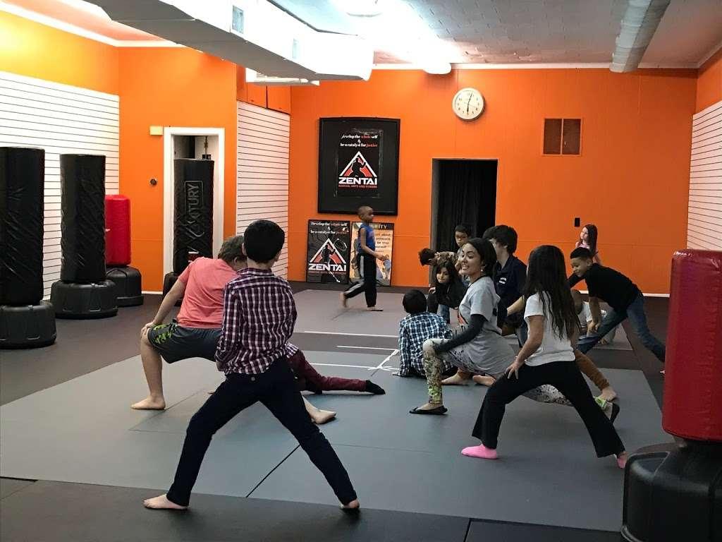 Zentai Martial Arts and After School Program - gym  | Photo 3 of 10 | Address: 575 Ridge Rd, North Arlington, NJ 07031, USA | Phone: (201) 431-5425