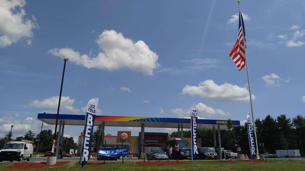Liberty Travel Plaza- Blakeslee - gas station  | Photo 4 of 10 | Address: 100 Commercial Blvd, Blakeslee, PA 18610, USA | Phone: (570) 643-1000