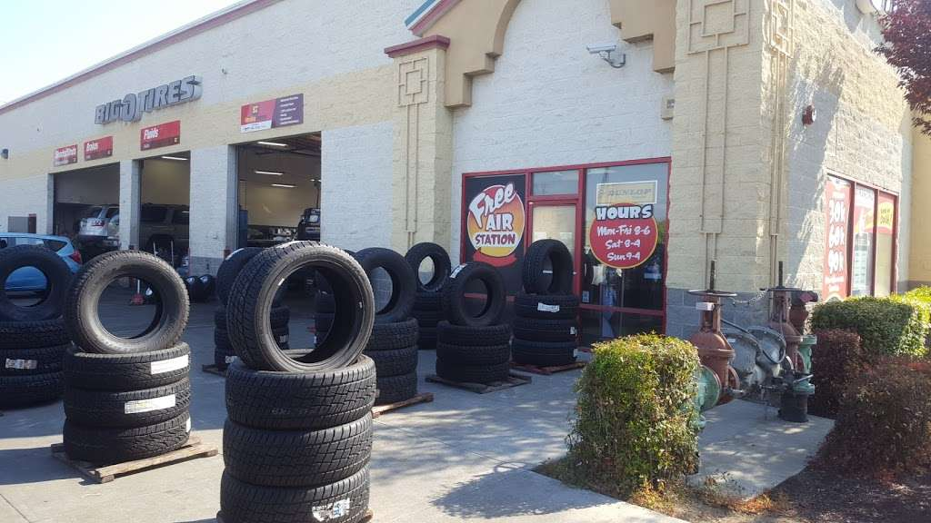 Big O Tires - car repair  | Photo 1 of 10 | Address: 1500 N Park Blvd, Pittsburg, CA 94565, USA | Phone: (925) 432-3883