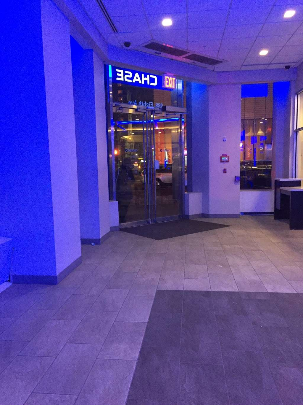 Chase Bank - bank  | Photo 2 of 10 | Address: 988 8th Ave, New York, NY 10019, USA | Phone: (212) 928-1645