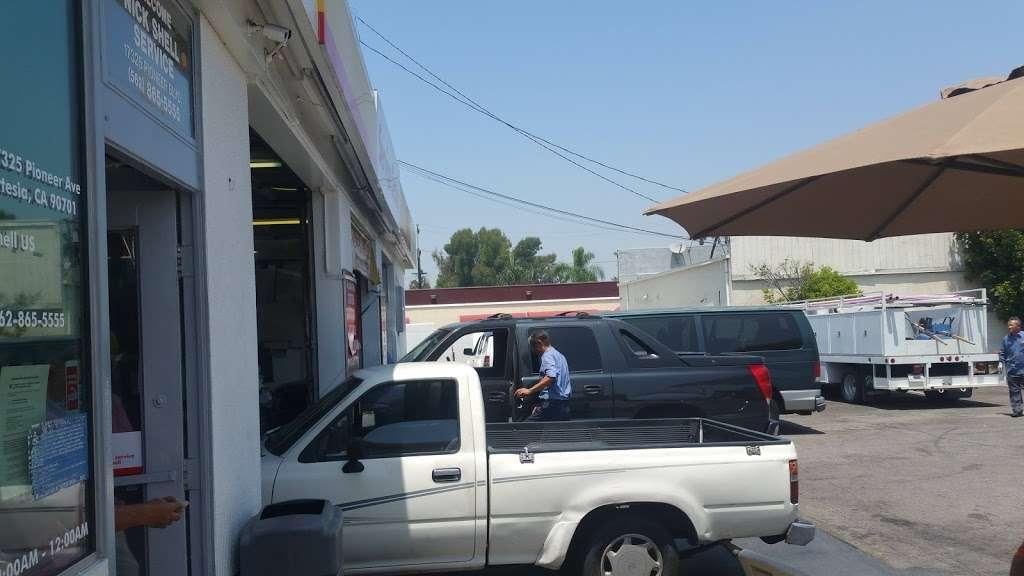 Shell - gas station  | Photo 5 of 10 | Address: 17325 Pioneer Blvd, Artesia, CA 90701, USA | Phone: (562) 865-5555
