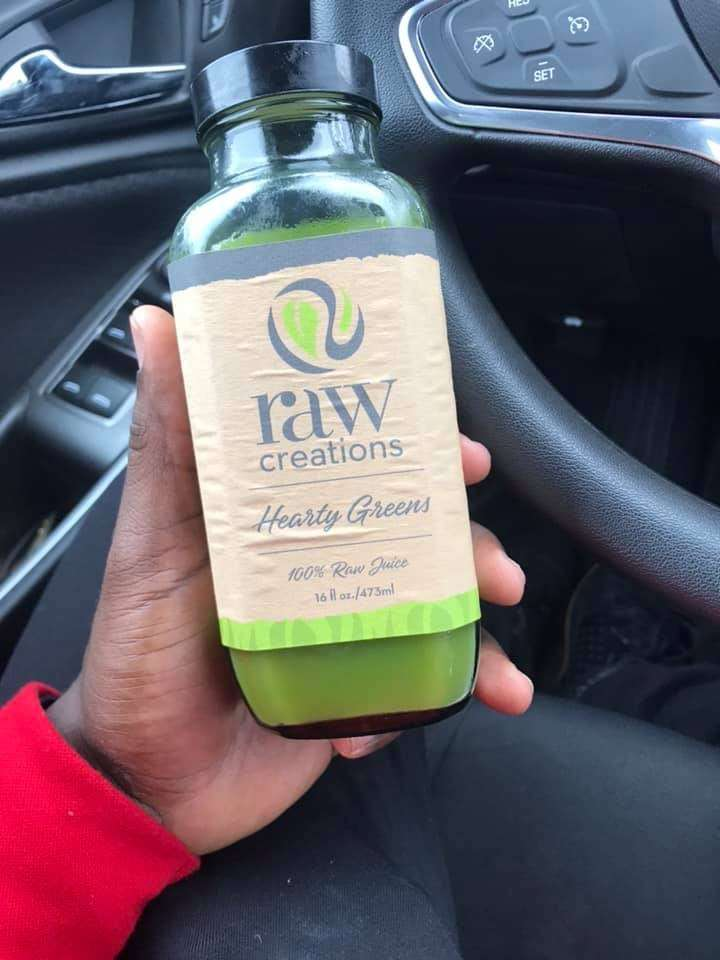 Raw Creations Juice Company - restaurant  | Photo 9 of 10 | Address: 18417 TX-105, Montgomery, TX 77356, USA | Phone: (936) 582-1729