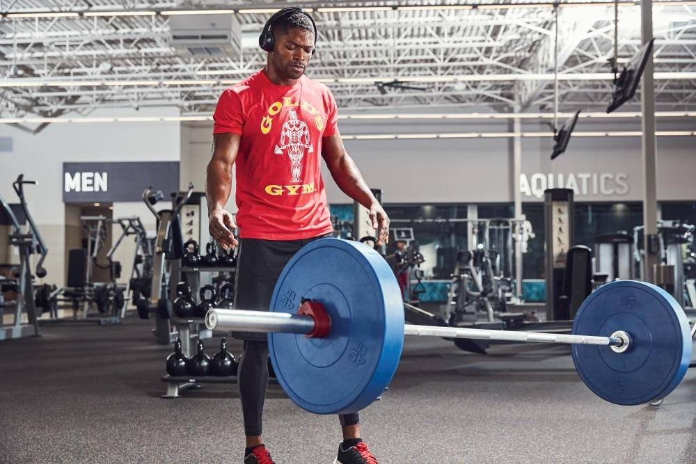 Golds Gym - gym  | Photo 5 of 10 | Address: 1701 W Ben White Blvd Suite 165, Austin, TX 78704, USA | Phone: (512) 326-1199