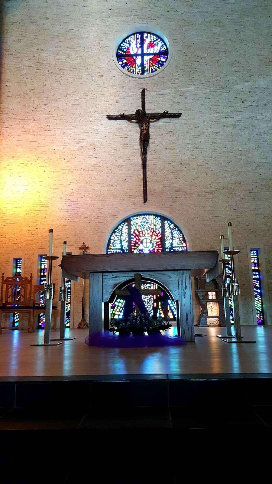 St. Andrew Kim Catholic Church - church    Photo 7 of 10   Address: 2111 Camino Lago, Irving, TX 75039, USA   Phone: (972) 620-9150