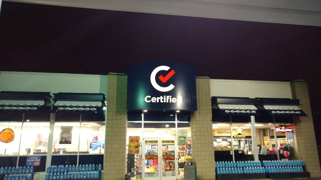 Certified Oil - gas station  | Photo 1 of 9 | Address: 1093 Frank Rd, Columbus, OH 43223, USA | Phone: (614) 351-4476