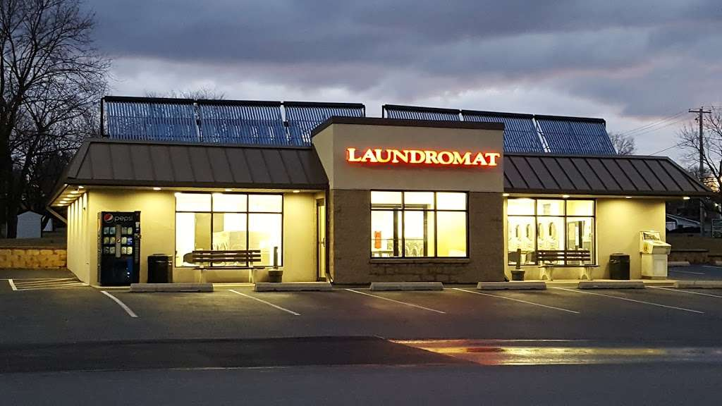 Five Pointsville Laundromat - laundry    Photo 3 of 3   Address: 604 Dwight Rd, Denver, PA 17517, USA