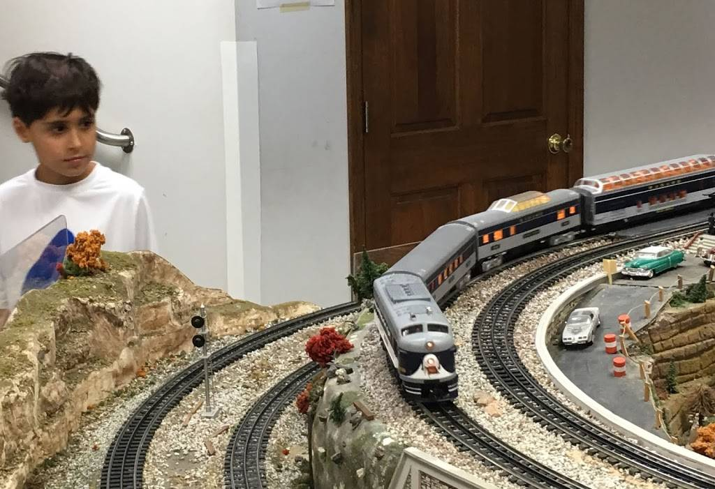 St. Louis Lionel Railroad Club - museum  | Photo 1 of 1 | Address: 200 W Tesson St, St. Louis, MO 63111, USA | Phone: (314) 873-1636