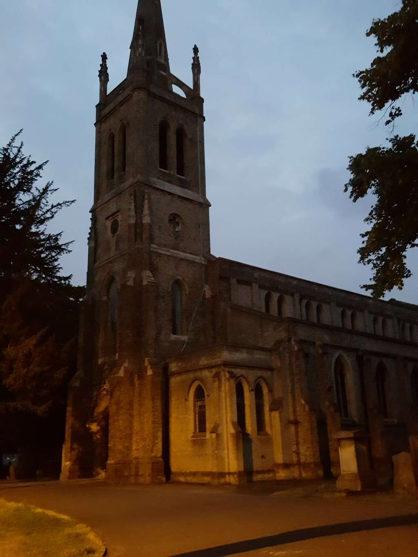 Beulah Hill All Saints Church (Stop SL) - bus station  | Photo 1 of 1 | Address: London SE19 3LY, UK