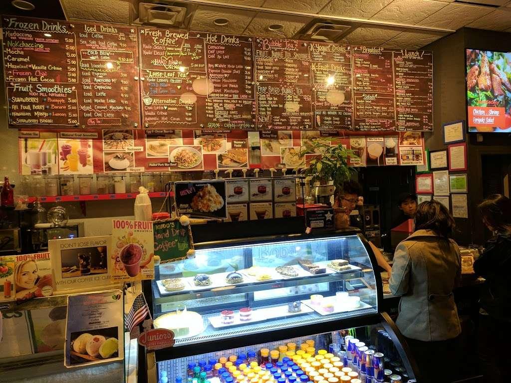 Kudo Society Cafe - cafe    Photo 2 of 10   Address: 138 W Central Blvd, Palisades Park, NJ 07650, USA   Phone: (201) 242-0001