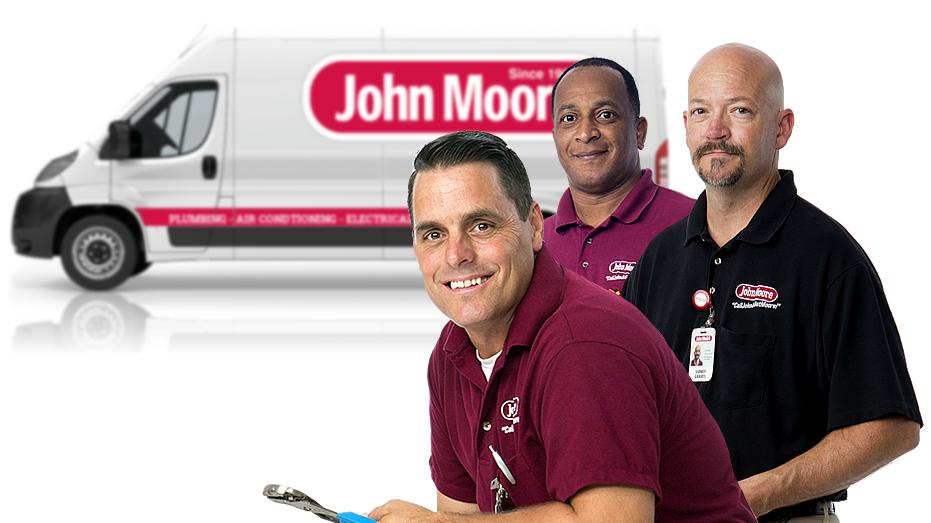John Moore Services - plumber  | Photo 1 of 10 | Address: 10005 West Sam Houston Pkwy N, Houston, TX 77064, USA | Phone: (713) 730-2525