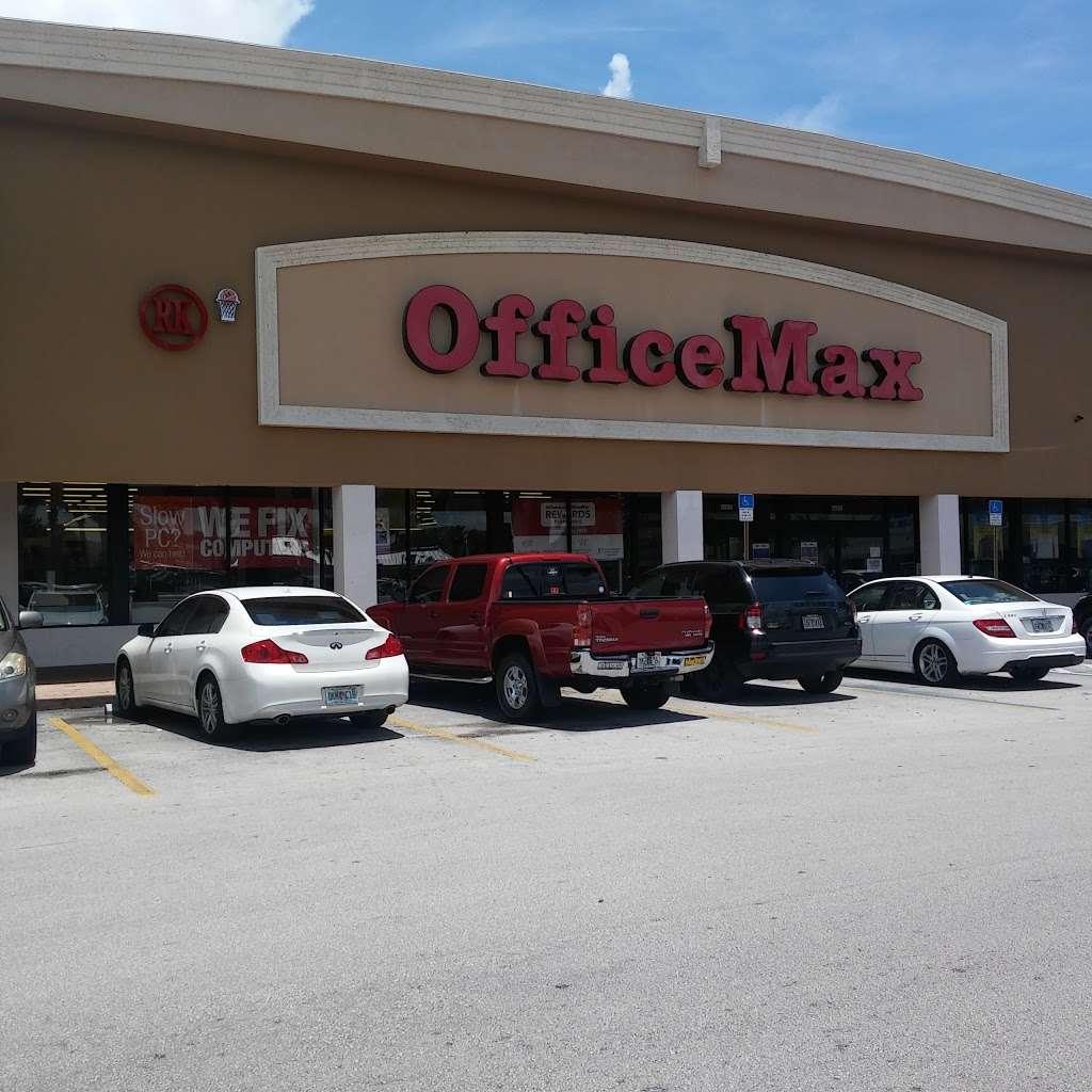 OfficeMax - electronics store    Photo 3 of 10   Address: 12255 Biscayne Blvd, North Miami, FL 33181, USA   Phone: (305) 893-2854