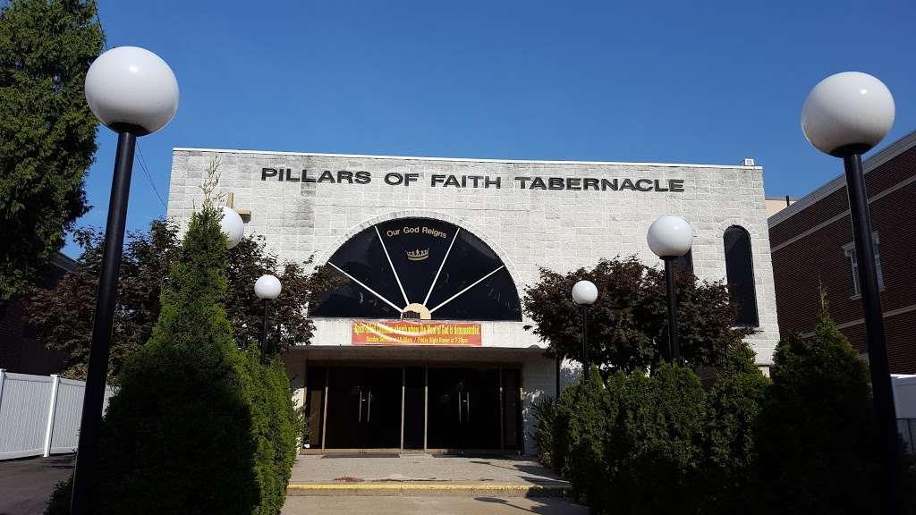 Pillars of Faith Tabernacle - Church | 33-15 Parsons Boulevard