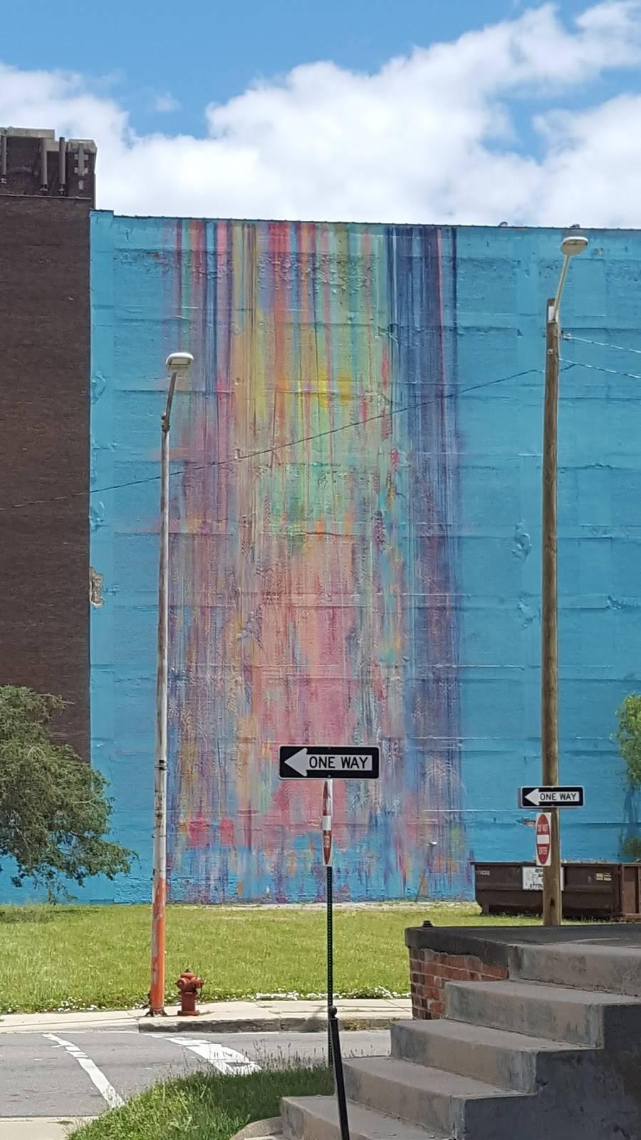 The Illuminated Mural - museum  | Photo 1 of 10 | Address: 2967 E Grand Blvd, Detroit, MI 48202, USA | Phone: (248) 885-4156