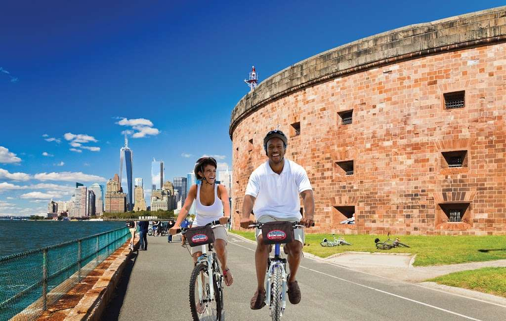 Blazing Saddles Bike Rentals & Tours - travel agency  | Photo 6 of 9 | Address: 698 Division Rd, New York, NY 10004, USA | Phone: (917) 440-9094