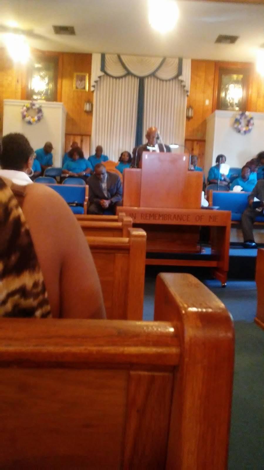 Mt Sinai Baptist Church - church    Photo 9 of 9   Address: 1249 Leboeuf St, New Orleans, LA 70114, USA   Phone: (504) 366-7643