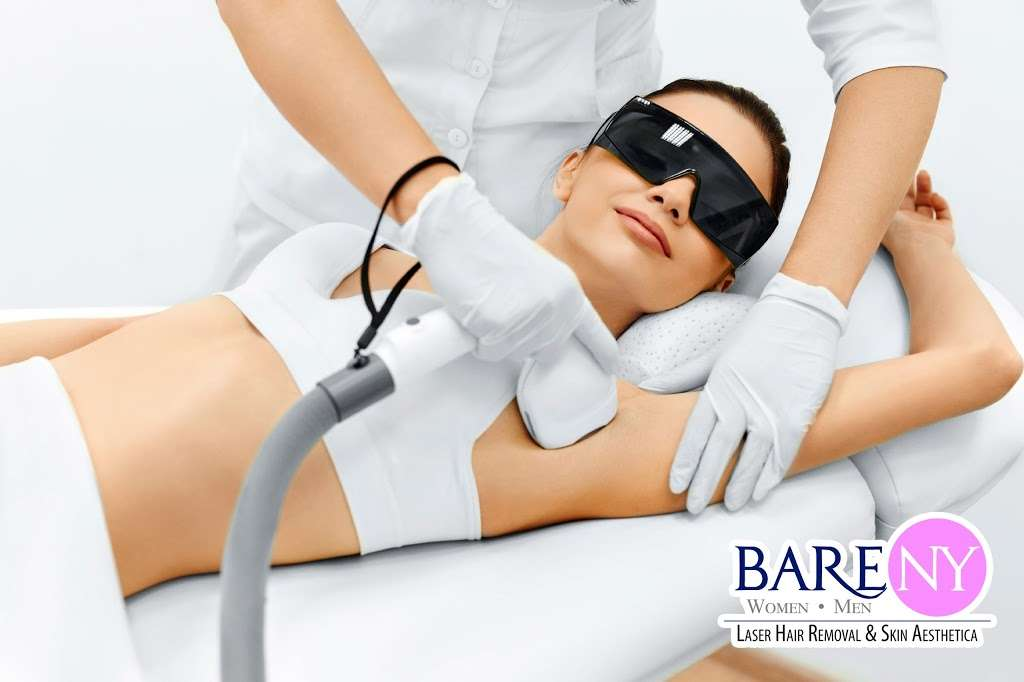 BARE NY Laser Hair Removal & Aesthetics - hair care  | Photo 7 of 10 | Address: 253-15 80th Ave Suite 211, Queens, NY 11004, USA | Phone: (844) 622-7369