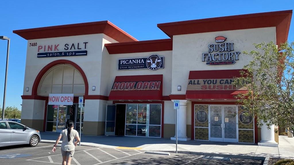 Picanha Steak Restaurant - restaurant    Photo 1 of 8   Address: 7480 S Rainbow Blvd, Las Vegas, NV 89139, USA   Phone: (702) 912-9455