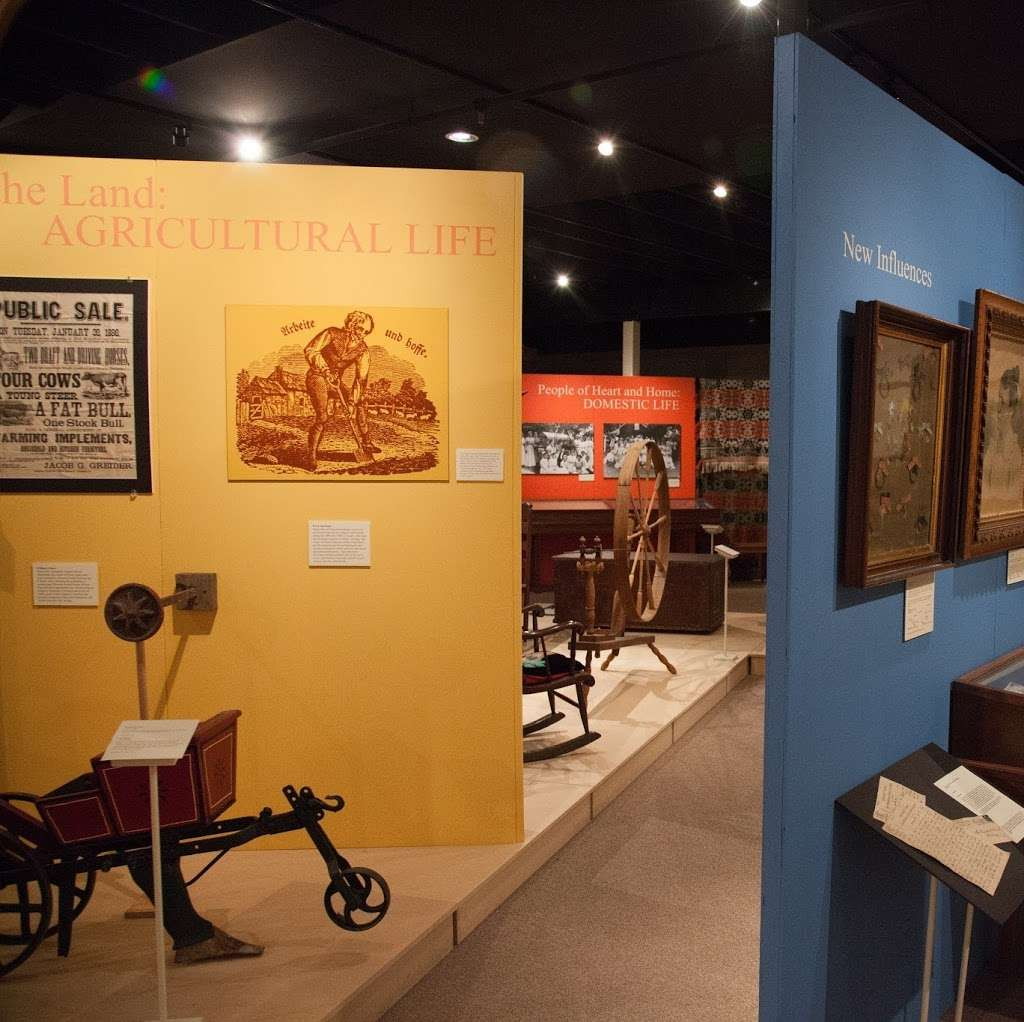Lancaster Mennonite Historical Society - museum  | Photo 1 of 9 | Address: 2215 Millstream Rd, Lancaster, PA 17602, USA | Phone: (717) 393-9745
