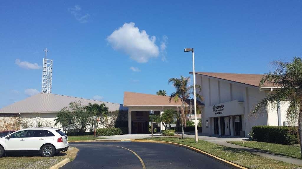 Ocean View United Methodist Church - church    Photo 2 of 10   Address: 701 Ocean Dr, North Palm Beach, FL 33408, USA   Phone: (561) 626-2500
