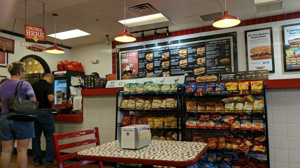 Firehouse Subs - meal delivery    Photo 6 of 10   Address: 3615 Florida Ave S #820, Lakeland, FL 33803, USA   Phone: (863) 709-1161