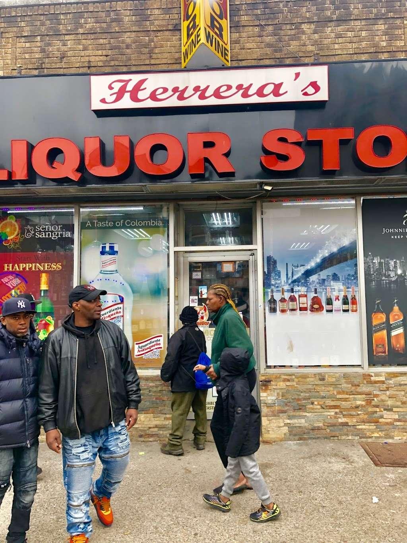 Herrera's liquor store - store  | Photo 3 of 6 | Address: 2300 Crotona Ave, The Bronx, NY 10458, USA | Phone: (347) 726-5518