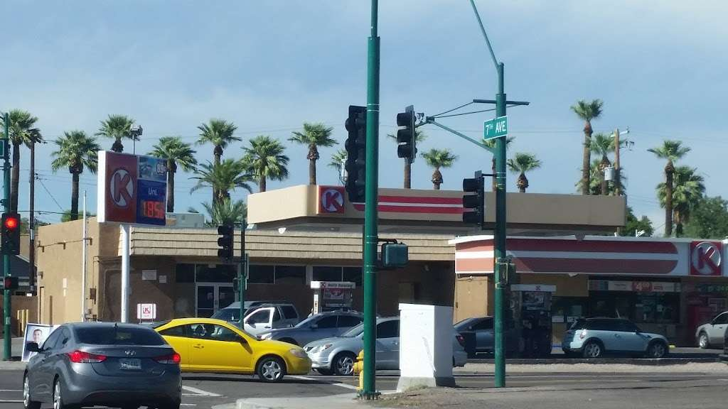 Circle K - gas station    Photo 9 of 10   Address: 614 W Roosevelt St, Phoenix, AZ 85003, USA   Phone: (602) 254-1201