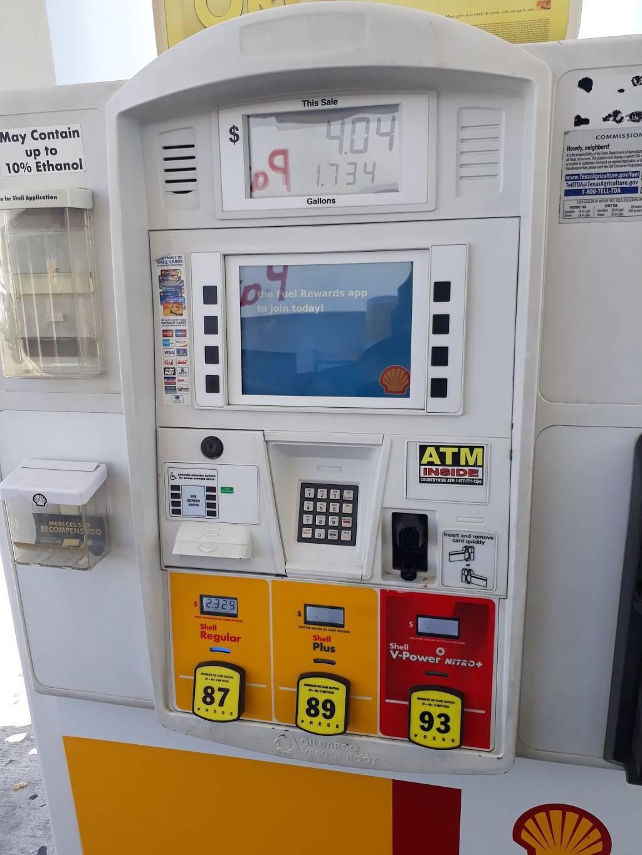 Shell - gas station  | Photo 2 of 10 | Address: 3502 Santa Ursula Ave, Laredo, TX 78041, USA | Phone: (956) 724-2186