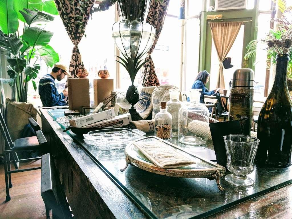Urban Vintage - cafe  | Photo 1 of 10 | Address: 294 Grand Ave, Brooklyn, NY 11238, USA | Phone: (718) 783-6045