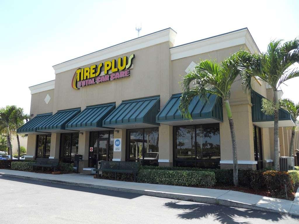 Tires Plus Total Car Care - car repair  | Photo 3 of 10 | Address: 5901 FL-7, Lake Worth, FL 33449, USA | Phone: (561) 432-8000