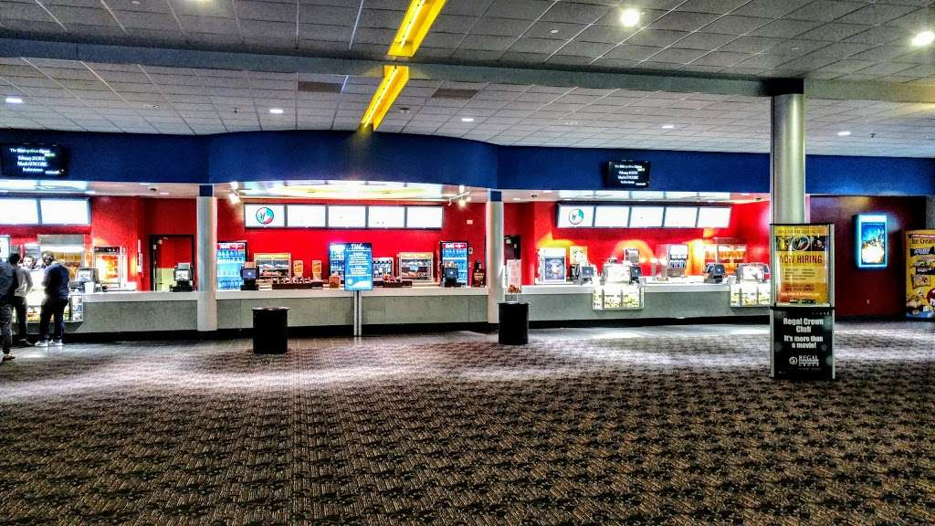 Regal Cinemas Manassas 14 & IMAX - movie theater  | Photo 7 of 10 | Address: 11380 Bulloch Dr, Manassas, VA 20109, USA | Phone: (844) 462-7342