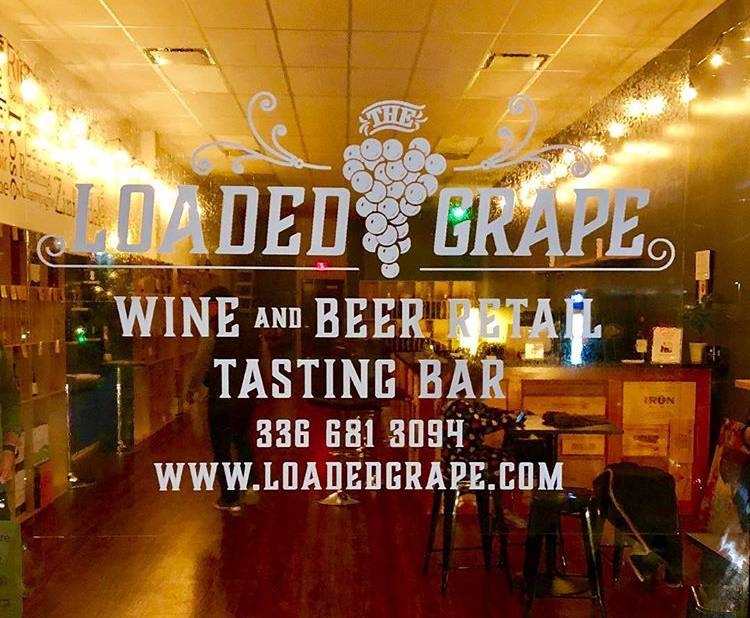 The Loaded Grape - store  | Photo 1 of 10 | Address: 2915 Battleground Ave suite f, Greensboro, NC 27408, USA | Phone: (336) 681-3094
