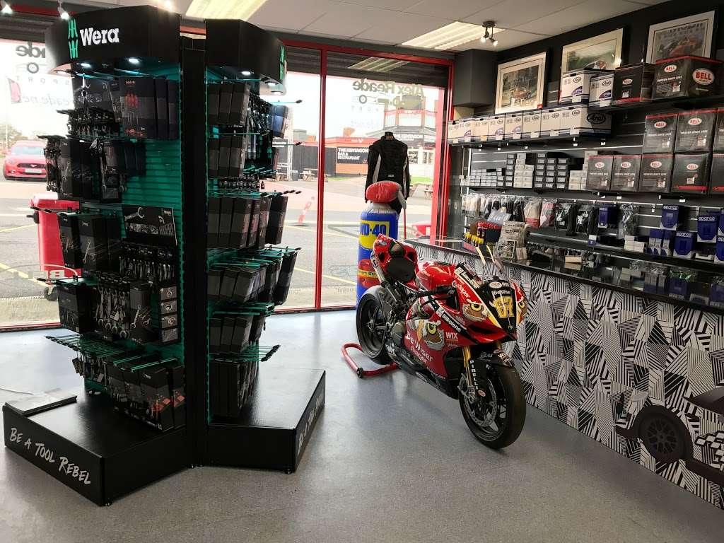 Alex Reade Motorsport - Clothing store | Brands Hatch