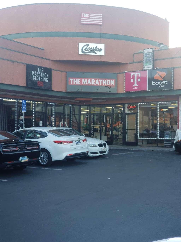 THE MARATHON CLOTHING - clothing store  | Photo 6 of 10 | Address: 3420 W Slauson Ave F, Los Angeles, CA 90043, USA | Phone: (323) 815-4959