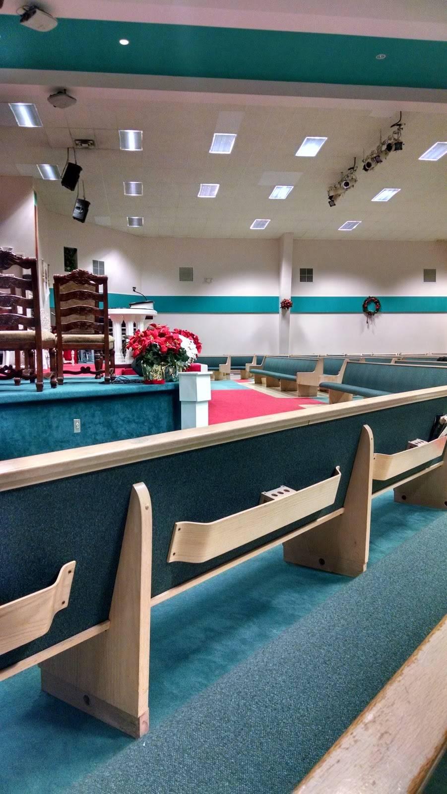 Mount Hermon Missionary Baptist Church - church  | Photo 3 of 9 | Address: 2283 Sunbury Rd, Columbus, OH 43219, USA | Phone: (614) 471-1133