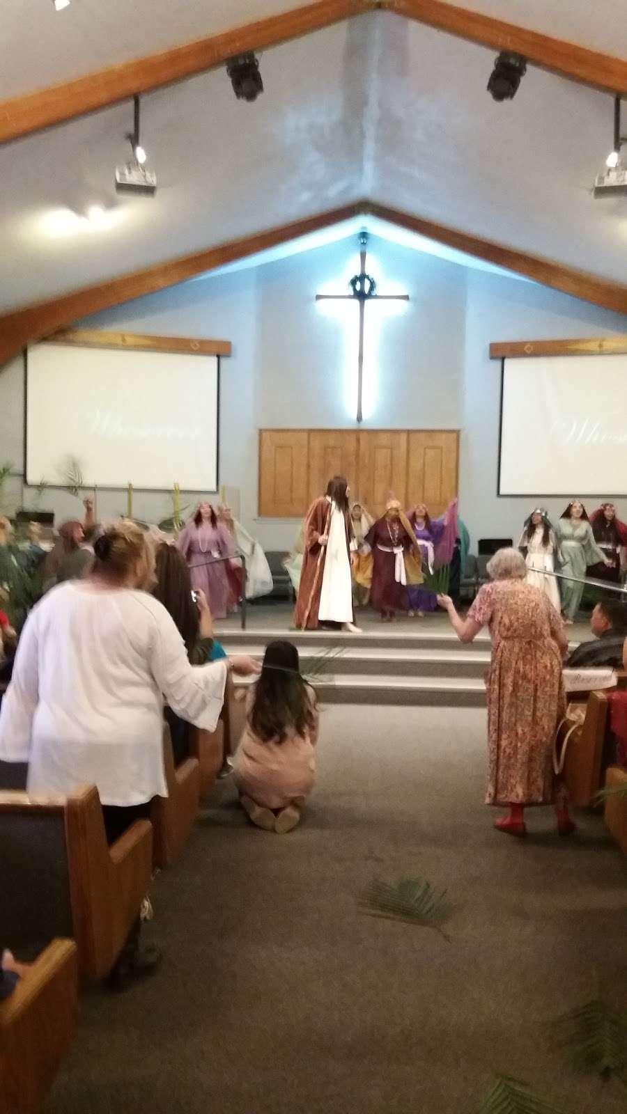 Church For Whosoever - church  | Photo 6 of 7 | Address: 18628 Seneca Rd, Apple Valley, CA 92307, USA | Phone: (760) 242-3191